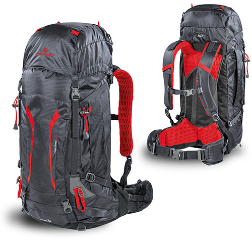 "a433d19740 16100 · Ferrino · 75735, Ferrino of Italy ""FINISTERRE"" Hiking BackPack ..."